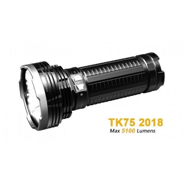 Pack Fenix TK75 2018